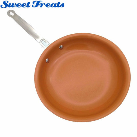 Sweettreats Non-stick Copper Frying Pan with Ceramic Coating