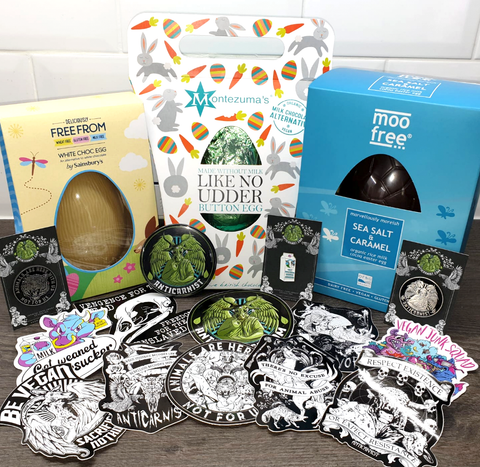 Easter Giveaway Prizes