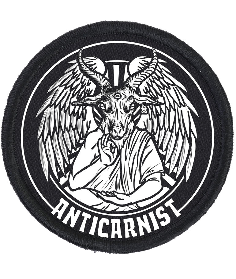 'Anticarnist' Patch
