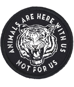 'Here With Us' Patch