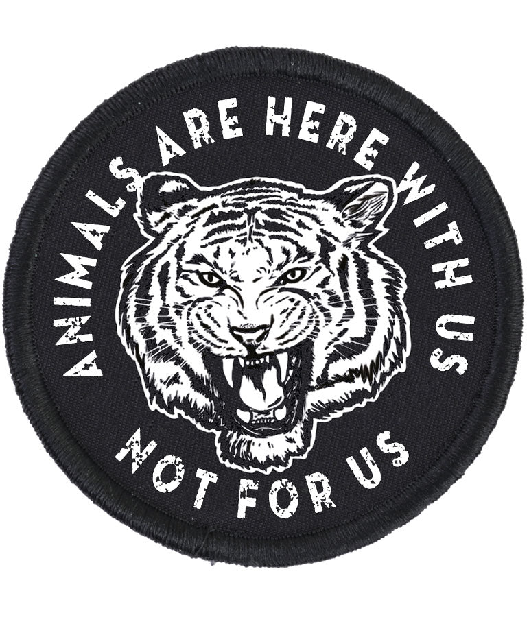 NEW 'Here With Us' Patch