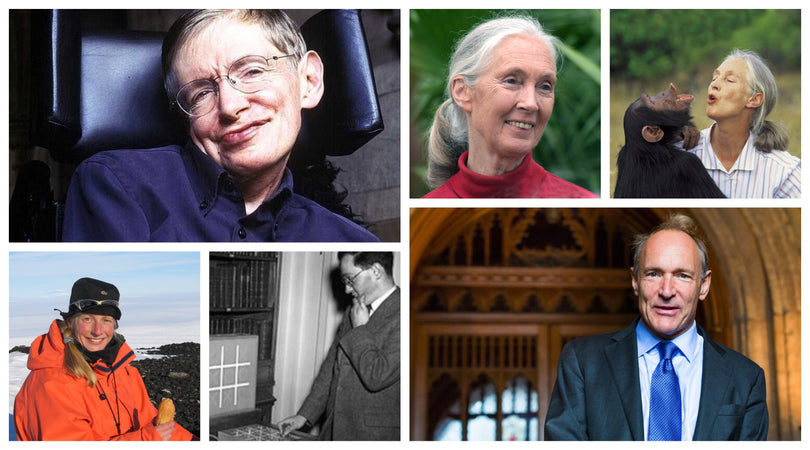 5 British scientists to be proud of this British Science Week