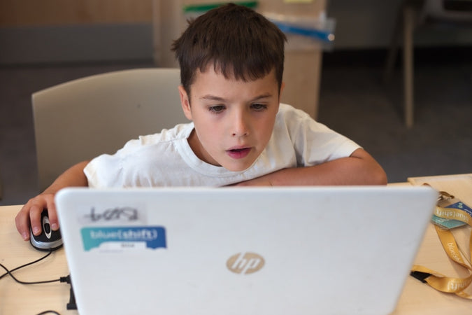 How to keep your kids coding during term time