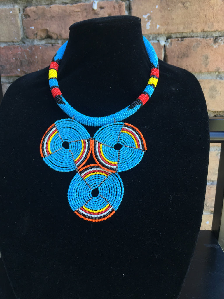 Zulu Nzuri Necklaces