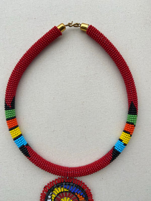 Zulu  Necklaces