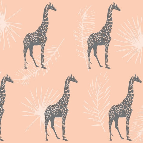 Blush Giraffes | KJF Clothing