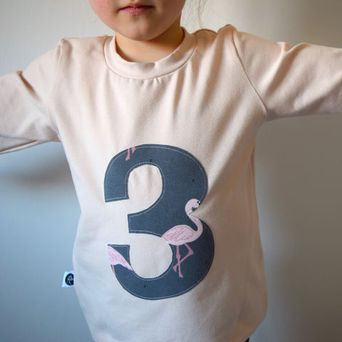 Birthday T-Shirt - Pink 2 | KJF Clothing