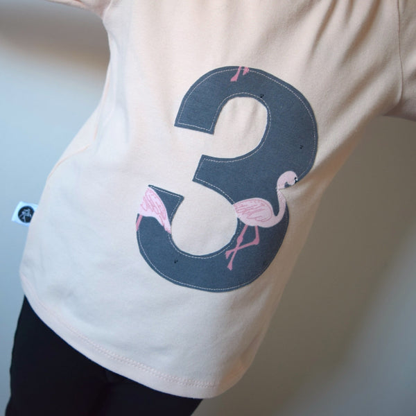 Birthday T-Shirt - Pink 3 | KJF Clothing