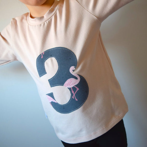 Birthday T-Shirt - Pink 4 | KJF Clothing