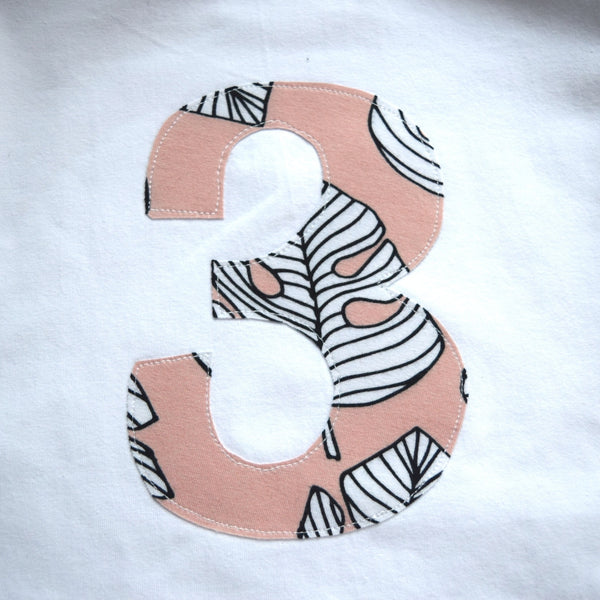 Birthday T-Shirt - White 5 | KJF Clothing