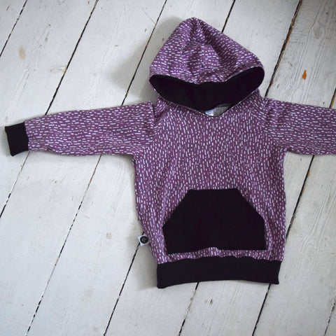 Hoodie -  Lavender Monsoon 4 | KJF Clothing
