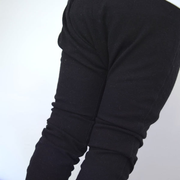 Basic Leggings - Black 4 | KJF Clothing
