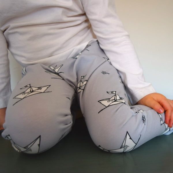 Leggings - Boats 3 | KJF Clothing