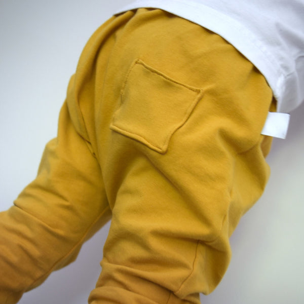 Basic Leggings - Mustard 5 | KJF Clothing