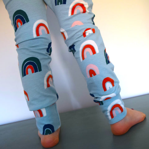 Leggings - Rainbows 1 | KJF Clothing