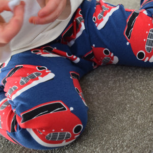 Leggings - Vintage Cars 1 | KJF Clothing