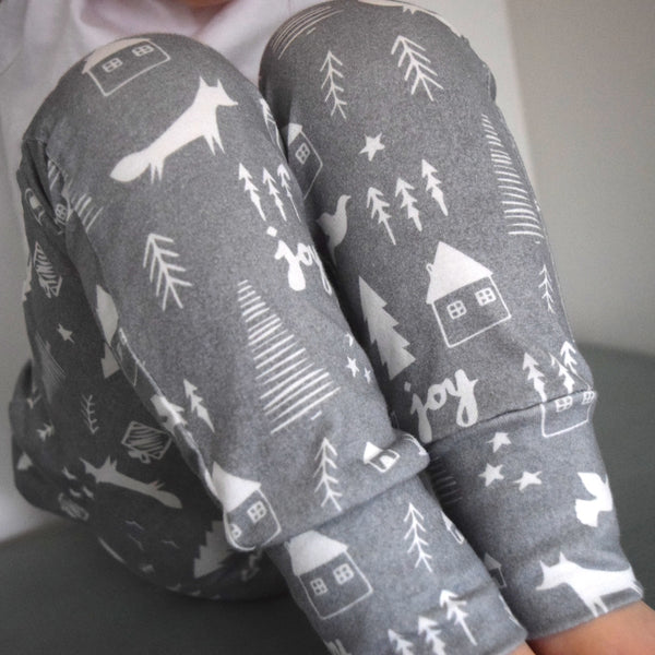 Leggings - Winter Woodland 2 | KJF Clothing