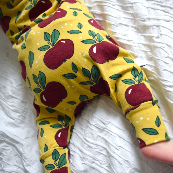 Romper - Apples 4 | KJF Clothing