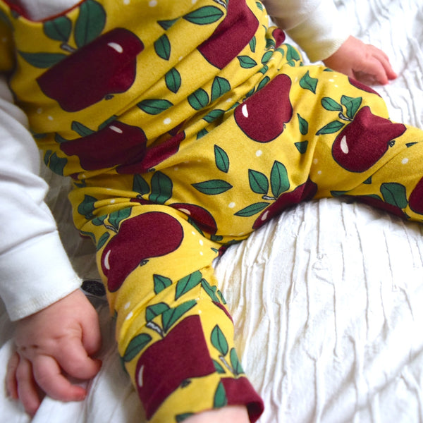 Romper - Apples 5 | KJF Clothing