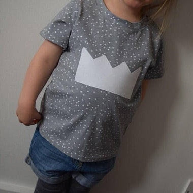 T-Shirt - Crown 2 | KJF Clothing