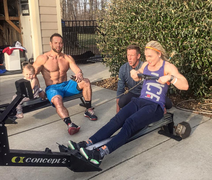 ROWING: A 16-Week Training Plan