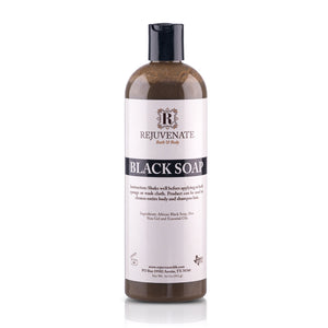 Black Soap Body Wash