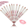 Popnchic™ True Lips Waterproof Lip Liner - 12pcs