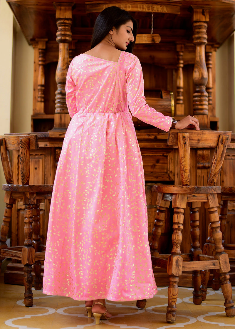 Exclusive Light Pink gown