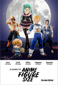Anime Figure Size - All You Need to Know