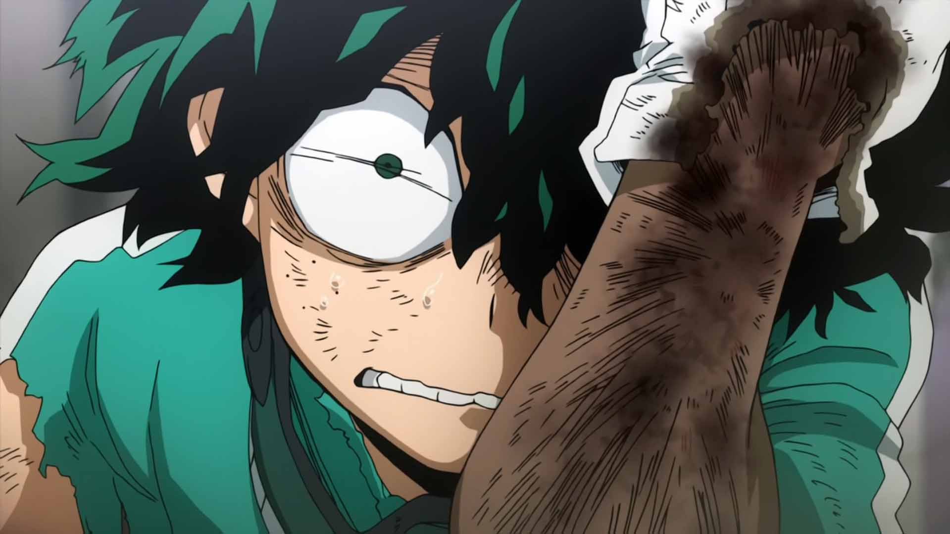[Review] Power Creep: How My Hero Academia Is Eventually Going To Run Into A Problem