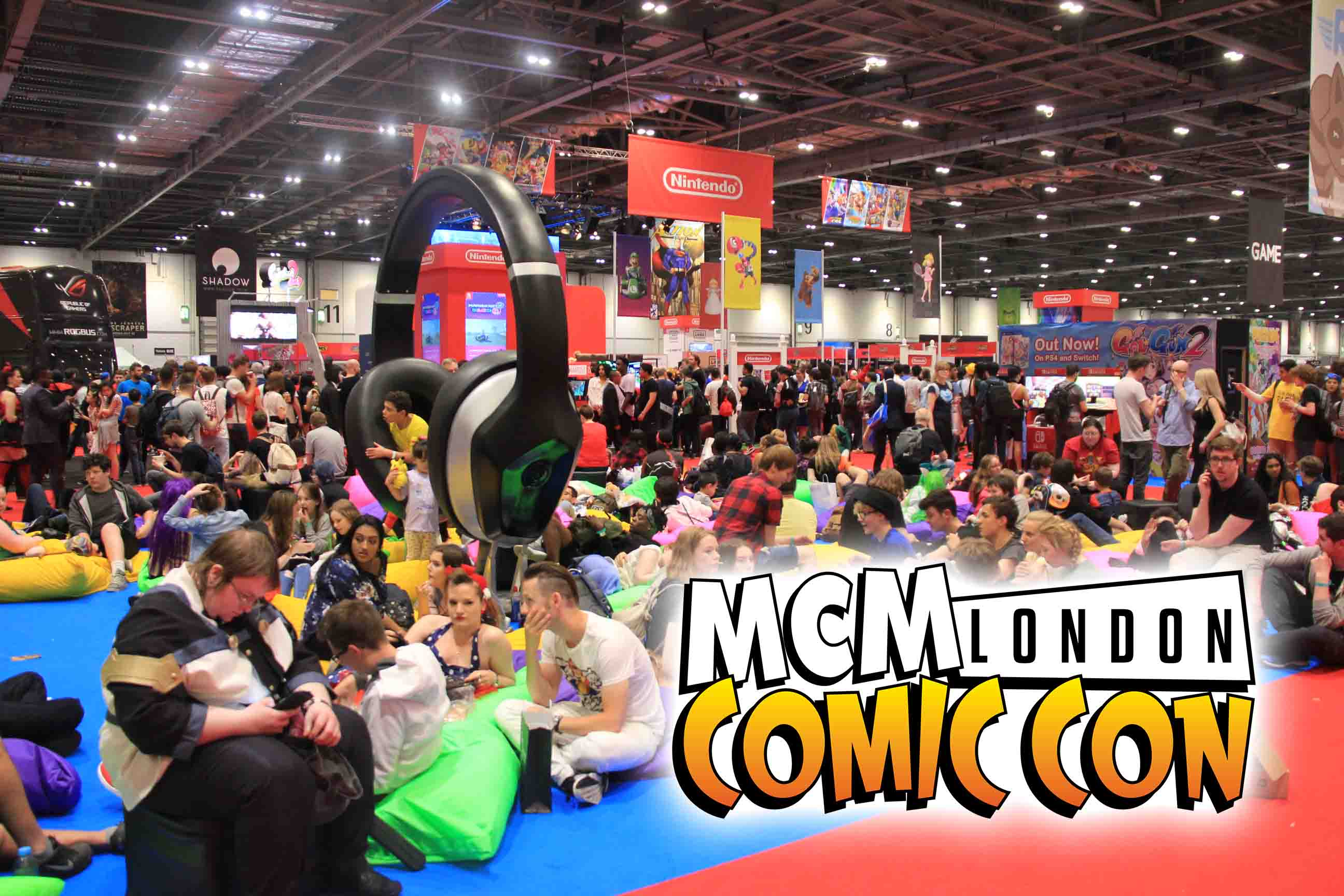 One Anime Trumps the Cosplay Scene in 2018 MCM London Comic Con