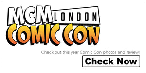 MCM London Comic Con Genkisan Homepage banner