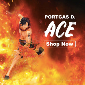 Genkisan - One Piece Portgas D. Ace homepage poster