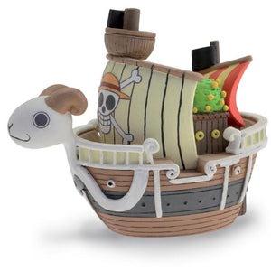 One Piece - Going Merry Mini Money Bank - by Plastoy