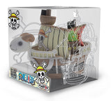 One Piece - Going Merry Mini Money Bank in box - by Plastoy