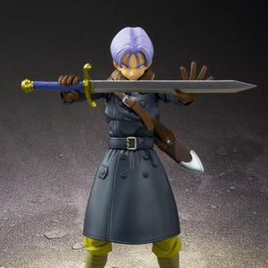 Dragon Ball Xenoverse - Trunks Action Figure - Bandai - S.H.Figuarts - 15cm