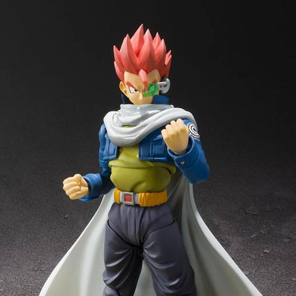 Dragon Ball Xenoverse - Time Patroler Action Figure - Bandai - S.H.Figuarts - 15cm