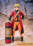 Naruto Shippuden - Naruto Uzumaki Sage Mode (Advanced Version) Action Figure - Bandai - S.H.Figuarts - front full body