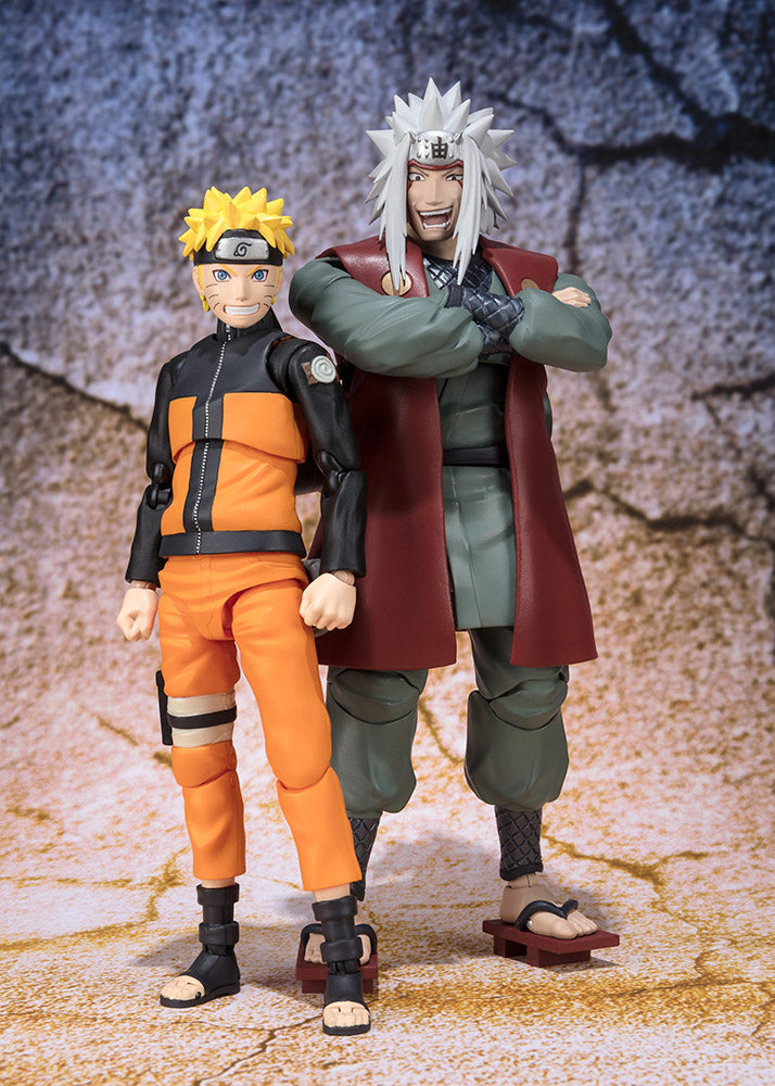 Naruto Shippuden - Naruto Uzumaki Sage Mode (Advanced ...
