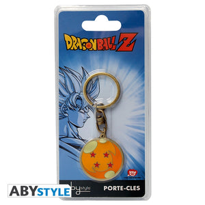 Dragon Ball Z - Four-Star Dragon Ball Keychain - ABYstyle - with package