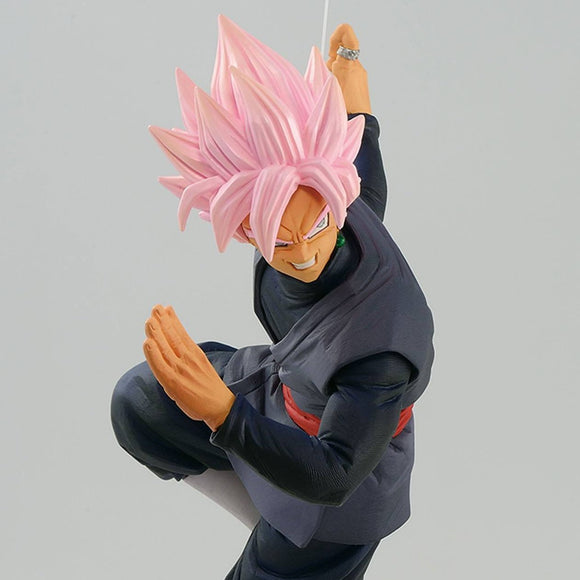 Dragon Ball Super - Black Son Goku Super Saiyan Rose FES!! Figure Statue by Banpresto