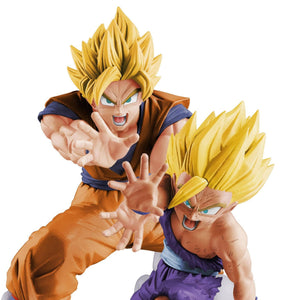 Dragon Ball Z - Son Goku & Gohan VS Existence Series Figure Statue by Banpresto