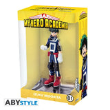 My Hero Academia - Izuku Midoriya Figure Statue in box - ABYstyle - SFC - 17cm
