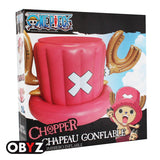 One Piece - Tony Tony Chopper Cosplay Inflatable Hat - Obyz - with package
