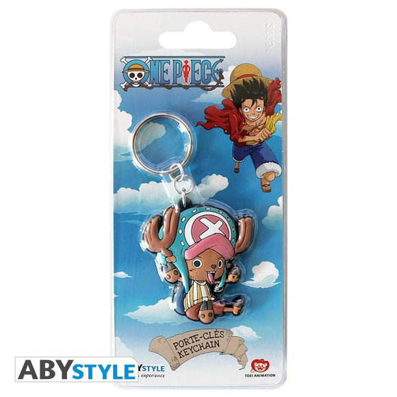 One Piece - Tony Tony Chopper Super Deformed Keychain - ABYstyle