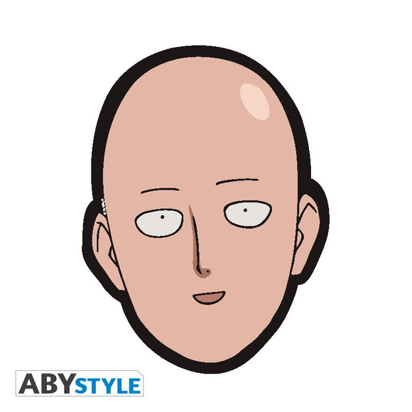 One Punch Man - Saitama Head Mousepad - ABYstyle