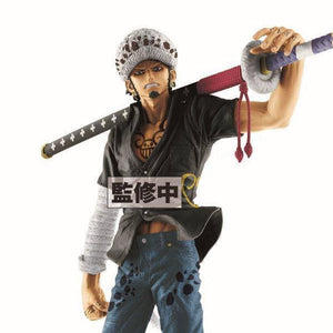 One Piece - Trafalgar Law Large Figure Statue by Banpresto