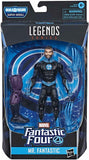 Marvel Legends Fantastic Four MR FANTASTIC Super Skrull BAF