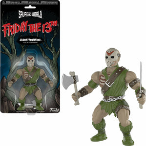 Funko 30439 Savage World: Friday the 13th: Jason Action Figure