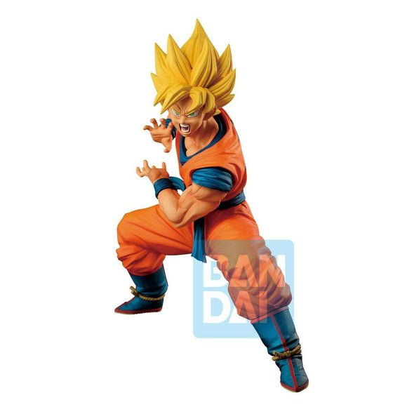 Banpresto Ichibansho Dragon Ball SON GOKU (Ultimate Version) 18cm Statue BP16416